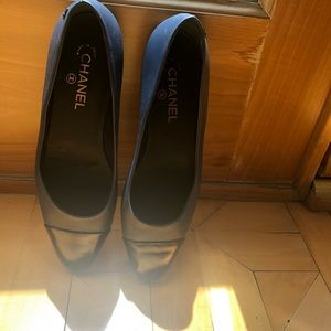 Chanel ballet flats size 40